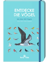HABA Terra Kids Buch Entdecke die Vögel 304603
