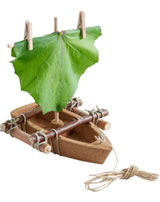 HABA Terra Kids Korkboot-Bausatz 304244
