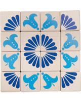HABA Würfelpuzzle Blumenzauber 301469