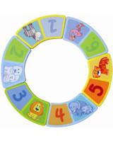 Haba Meine erste Spielwelt Zahlenschlangen Zootiere 7631