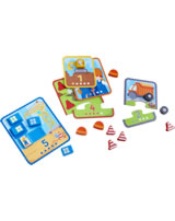 HABA Matching game Build & Count 303278