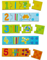 HABA Matching game Numbers 304258
