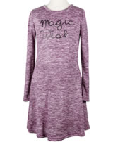 Happy Girls Langarm-Kleid MAGIC WISH aubergine 573311-54