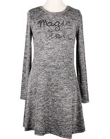 Happy Girls Langarm-Kleid MAGIC WISH dark grey 573311-82