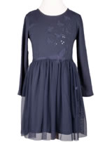 Happy Girls Langarm-Kleid mit Tüllrock navy 973102-62