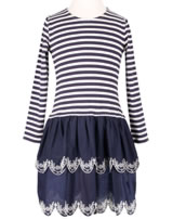 Happy Girls Langarm-Kleid STREIFEN navy 973104-62