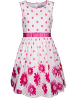 Happy Girls Sommer-Kleid BLUMEN pink 981302-36