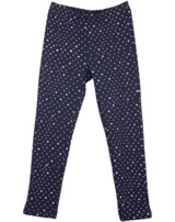 Happy Girls Thermo Leggings STERNE navy/weiß 873004-62