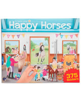 Horses Dreams Create your Happy Horses mit Stickern