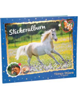 Horses Dreams Stickeralbum