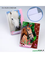 Horses Dreams Notizbuch