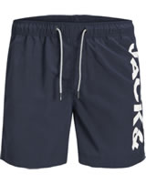 Jack & Jones Junior Badehose Badeshorts JJIARUBA navy blazer 12169468