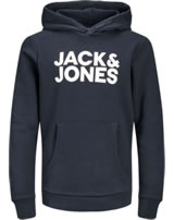 Jack & Jones Junior Hoodie Kapuzenpullover NOOS navy blazer 12152841