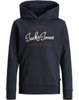 Jack & Jones Junior Hoodie Kapuzenpullover NOOS navy blazer 12158423