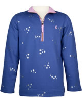 Tom Joule Sweatshirt m. Zipper STERNE lavendel V_JNRFAIR-STAR