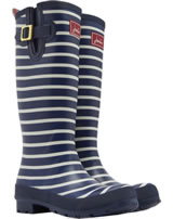 Tom Joule Wellingtons WELLY DOTS blue/white/red T_WELLYPRINT-FRNVYST