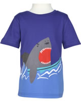Tom Joule T-Shirt short sleeve SHARK blue U_JNRARCHIE-BPSURFS