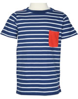 Tom Joule T-Shirt Kurzarm NAVY STRIPE W_JNROLLY-NAVSTRP
