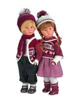 Käthe Kruse Puppe XII Hampelchen Jule 47123