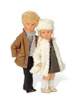 Käthe Kruse Puppe XII Coco 47221 Abb. rechts