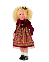 Kathe Kruse poupées de Sylvia Natterer XIII Adalie 52 125