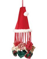 Käthe Kruse Adventskalender Mütze mit Säckchen 0473450