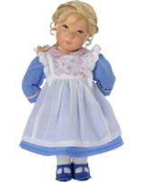 Käthe Kruse Puppe Däumlinchen Riekchen blond 25 cm 0125835