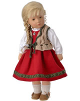 Käthe Kruse Puppe Irmi 35 cm 0135953