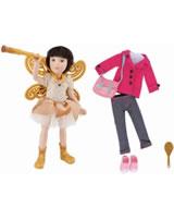 Käthe Kruse Puppe Kruselings - Luna Deluxe Set 0126823