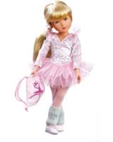 Käthe Kruse Puppe La Bella Darcy 0141801