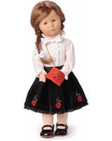 Käthe Kruse Puppe Liliane 47 cm 0147807