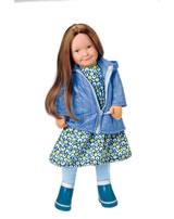 Käthe Kruse Puppe Lolle Frida 54653