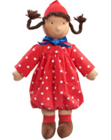 Käthe Kruse Puppe Pippa 0135865