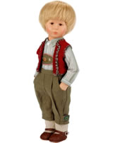 Käthe Kruse Puppe Pummelchen Wolfgang 40 cm 40413