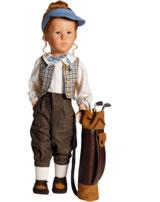 Käthe Kruse Puppe XIII Karin 52 cm 52411
