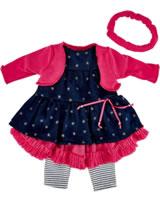 Käthe Kruse Puppenbekleidung Geburtstag Outfit 39 - 41 cm 0142802