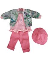 Käthe Kruse Doll Clothing Kindergarten Spring Outfit 39-41 cm 0142810