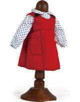 Käthe Kruse Puppenbekleidung Kindergartenkleid 0134950