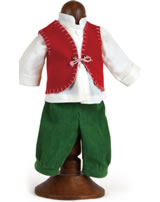 Kathe Kruse doll clothing Country house boy 35 cm 013951