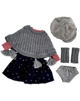 Käthe Kruse Puppenbekleidung Schul Outfit 39 - 41 cm 0141810