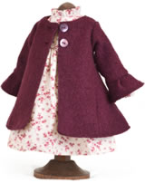 Kathe Kruse doll´s clothing city outfit girl 52 cm 0152955