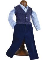 Käthe Kruse Puppenbekleidung Zeitlose Jungen-Kombination 0147951