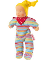 Käthe Kruse Waldorf-Puppe Baby Schatzi gelb 0138236
