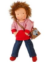 Käthe Kruse Waldorf Puppe Benni 38 cm 38028