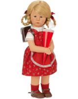 Käthe Kruse Puppe Der Erste Schultag für Elisa 40 cm 40370