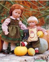 Käthe Kruse Puppe Emil 28401