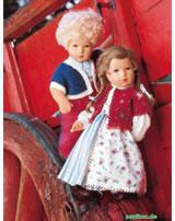 Käthe Kruse Puppe Tassilo 28505