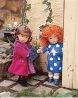 Käthe Kruse Puppe Frederike 34603