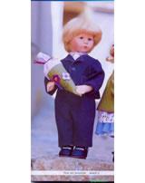 Käthe Kruse Puppe Thilo 40405