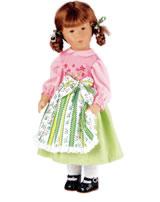 Käthe Kruse Puppe VIII Susanna 52903 -.-